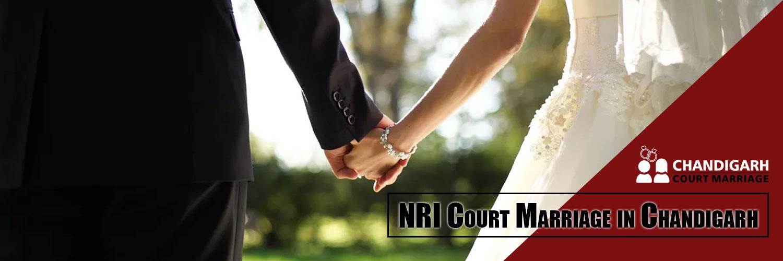 NRI Court Marriage in Chandigarh